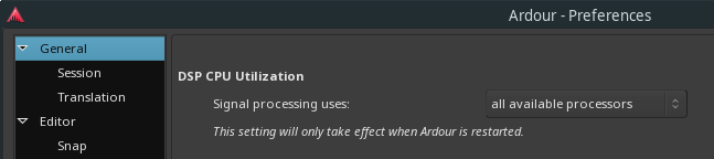 Ardour_All_Available_Processors